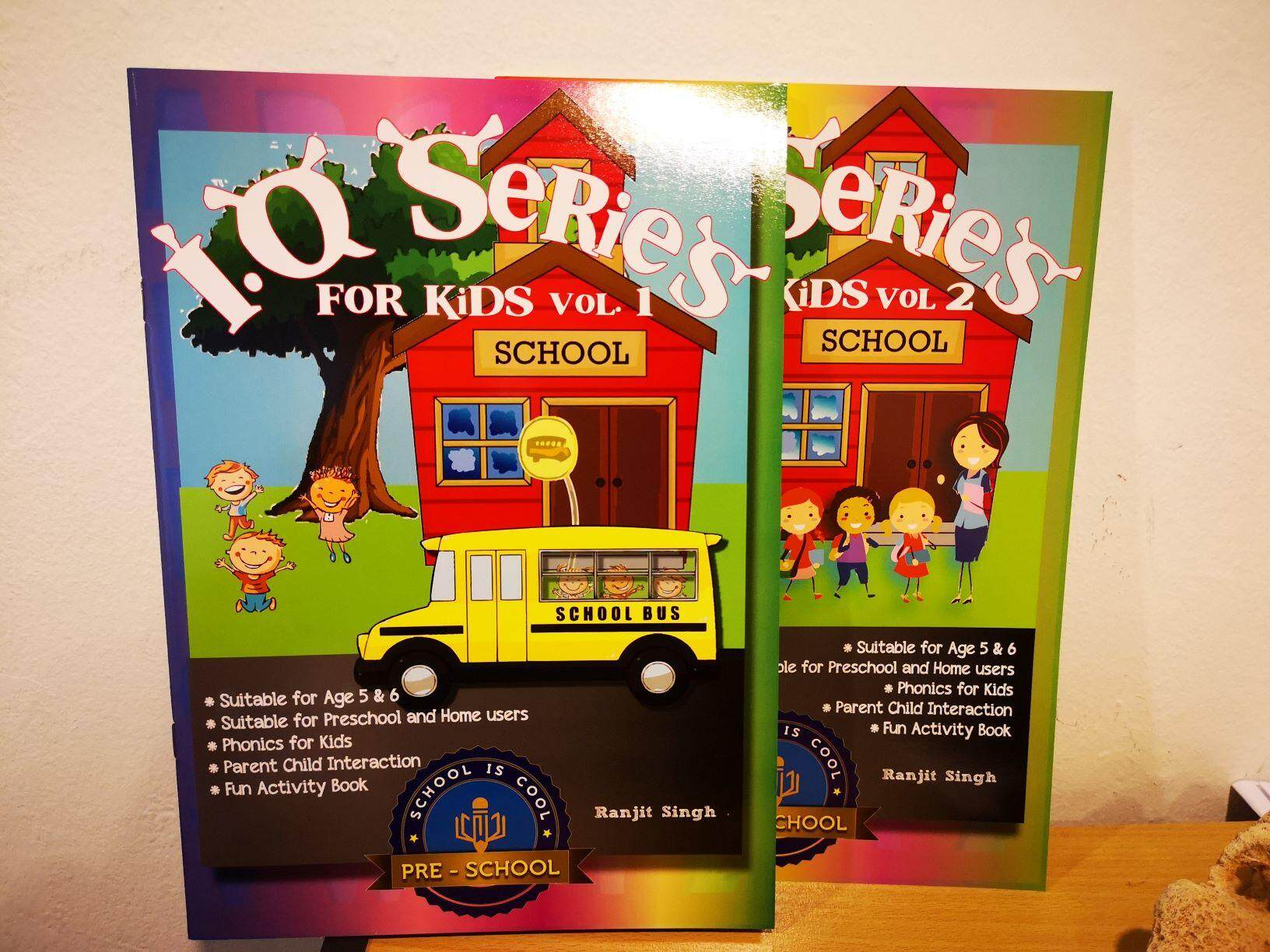 IQ SERIES VOLUME 1 & 2