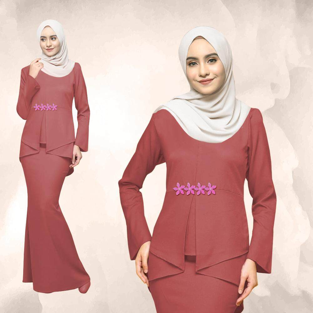 New Collection Baju Kurung Modern by BEM Best Dress for Muslim Womens This Month