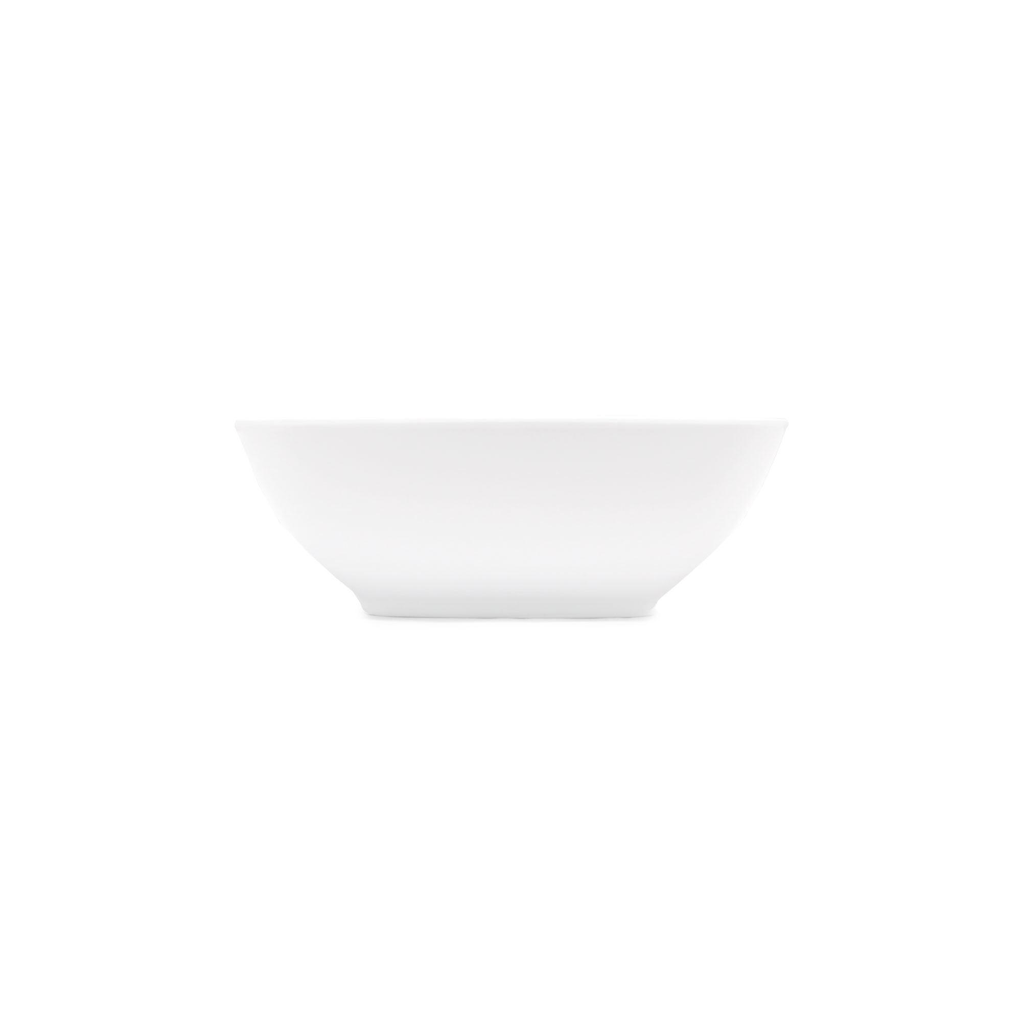 """""""[9.9] Hello Kitty 6 Inch Melamine Children Square Bowl - White Colour"""""""