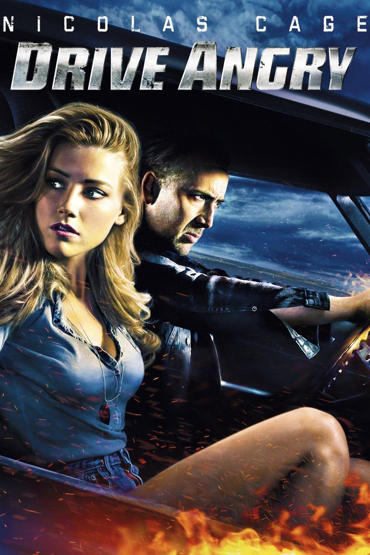English Movie Drive Angry 2011 Film DVD Nicolas Cage