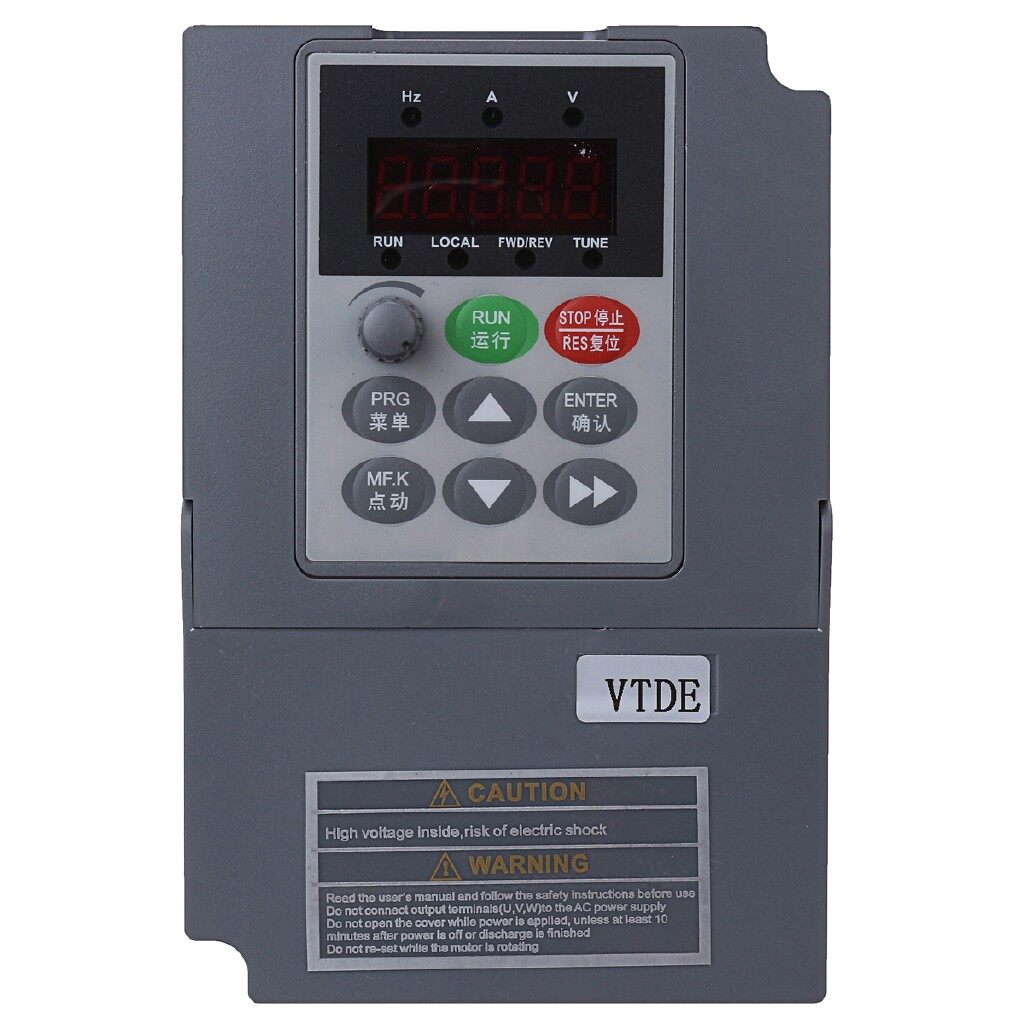 Car Lights - 2.2KW 380V Three Phase 3PH Variable Frequency Speed Drive Inverter Control VFD - Replacement Parts