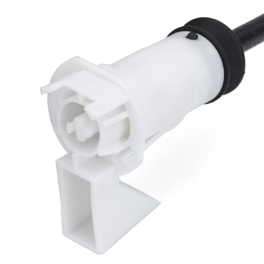 Car Lights - Bonnet Release Lock SET Repair Kit Keys Short Type Rod For Ford Focus MK2 04-12 - Replacement Parts