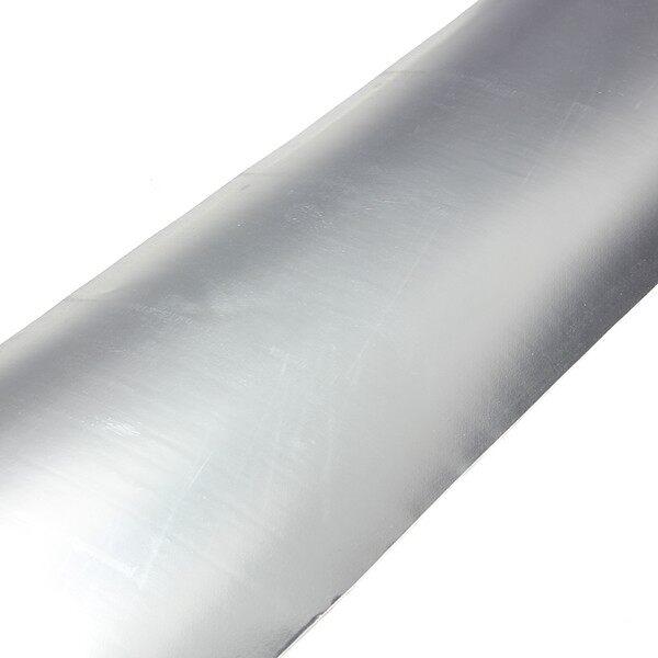 Car Accessories - 15cmx152cm Silver Chrome Wrapping Vinyl - Automotive