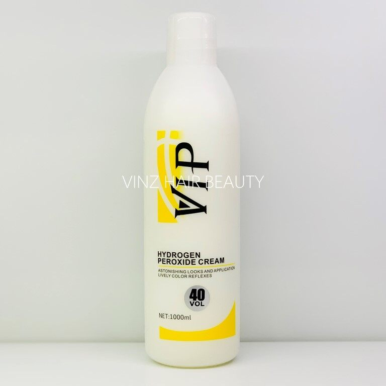 VIP Hydrogen 12% 40VOL Peroxide Cream 1000ml