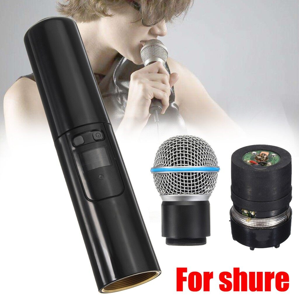 Microphones - Cartridge Fit For Shure SM58A Microphone Repair Parts - Audio