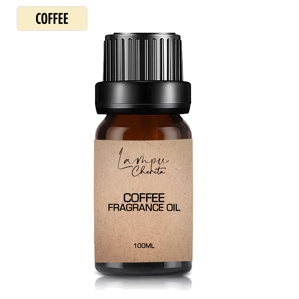 Coffee Fragrance Oil 100ml