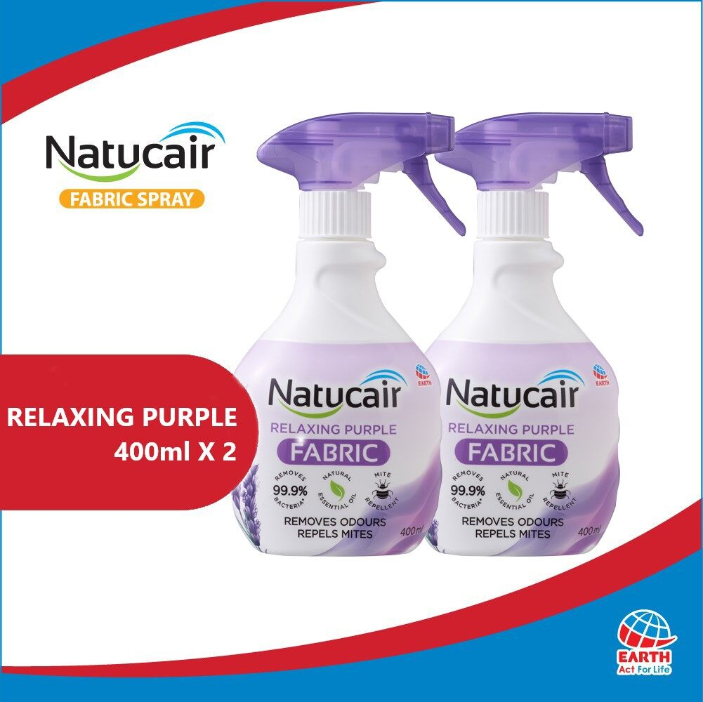 Natucair Fabric Spray Assorted Variants [Bundle of 2]EHB000001e