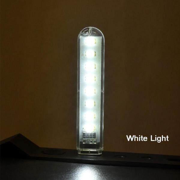 Bảng giá 1 Đèn LED Mini USB 8, Đèn Thẻ Bỏ Túi, Máy Tính Xách Tay Cắm Trại Điện Thoại Di Động Mới Phong Vũ