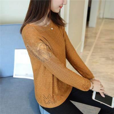 (Pre Order14 Days JYS Fashion Korean Style Women Knit TopCollection526-8716col525a-8716--Brown-S