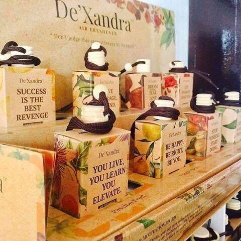 De'Xandra Air Freshener & Car Perfume 10ml (High Quality) Fast Shipping (Forest Dream)