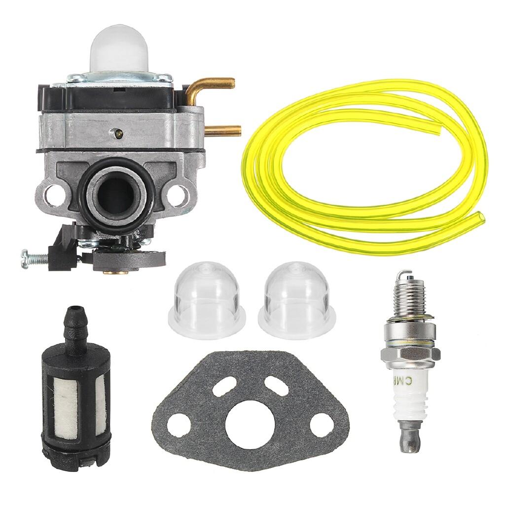 Engine Parts - Carburetor Carb For Troy-Bilt TB4BP TB4BPEC TBP6160 753-05676A Backpack Blower - Car Replacement