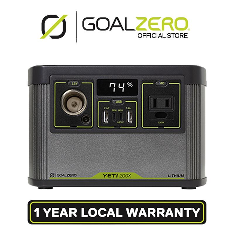 Goal Zero Yeti200X Lithium Portable Power Station