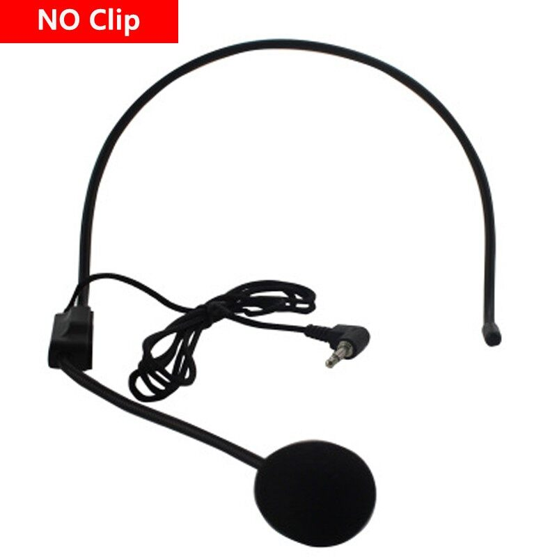 Metal Clip Mic 3.5mm Jack Lavalier Tie Clip Microphone MINI Audio Mic for Computer - NO CLIP / WITH PLASTIC CLIP / WITH MEATL CLIP