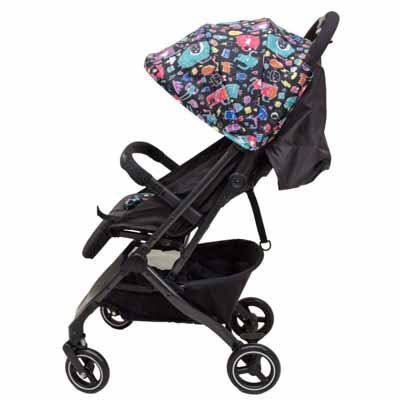 Evenflo: Pilot LX Compact Travel Stroller - LIMITED EDITION