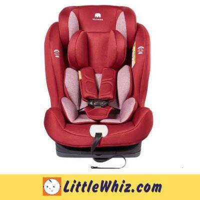 Meinkind: All Rounder Convertible Car Seat - RED