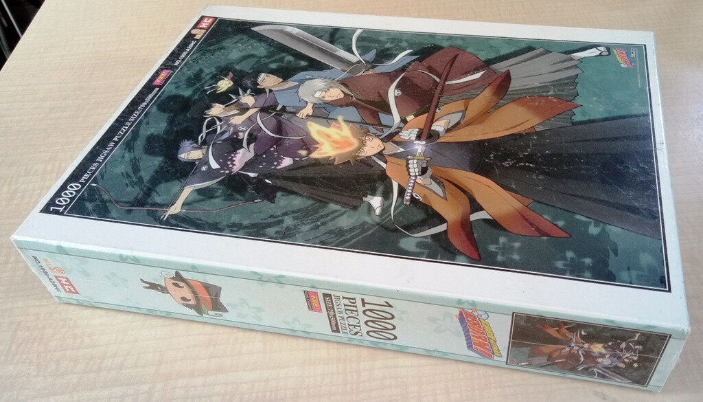 Katekyo Hitman Reborn 1000 Pieces Jigsaw Puzzle 750mm x 500mm 1000片拼图 家庭教師 Non-Fading 不褪色 Ready Stock