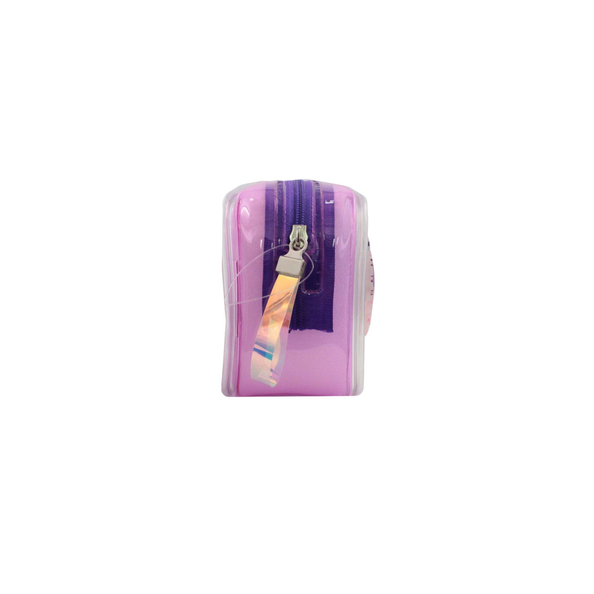 Disney Frozen 2 Princess Elsa Believe In The Journey Pencil Case With Zipper (Unicorn Colour)