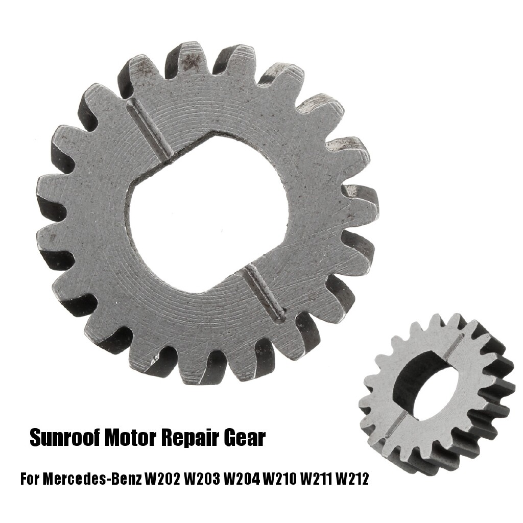 Engine Parts - Sunroof Motor Cog Repair Gear For Mercedes Benz W202 W203 W204 W210 W211 W212 - Car Replacement