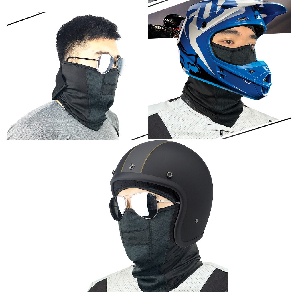 Cycling Apparel - Thermal Windproof Balaclava Full Face Mask Neck Ski Motorcycle Cycling Warmer