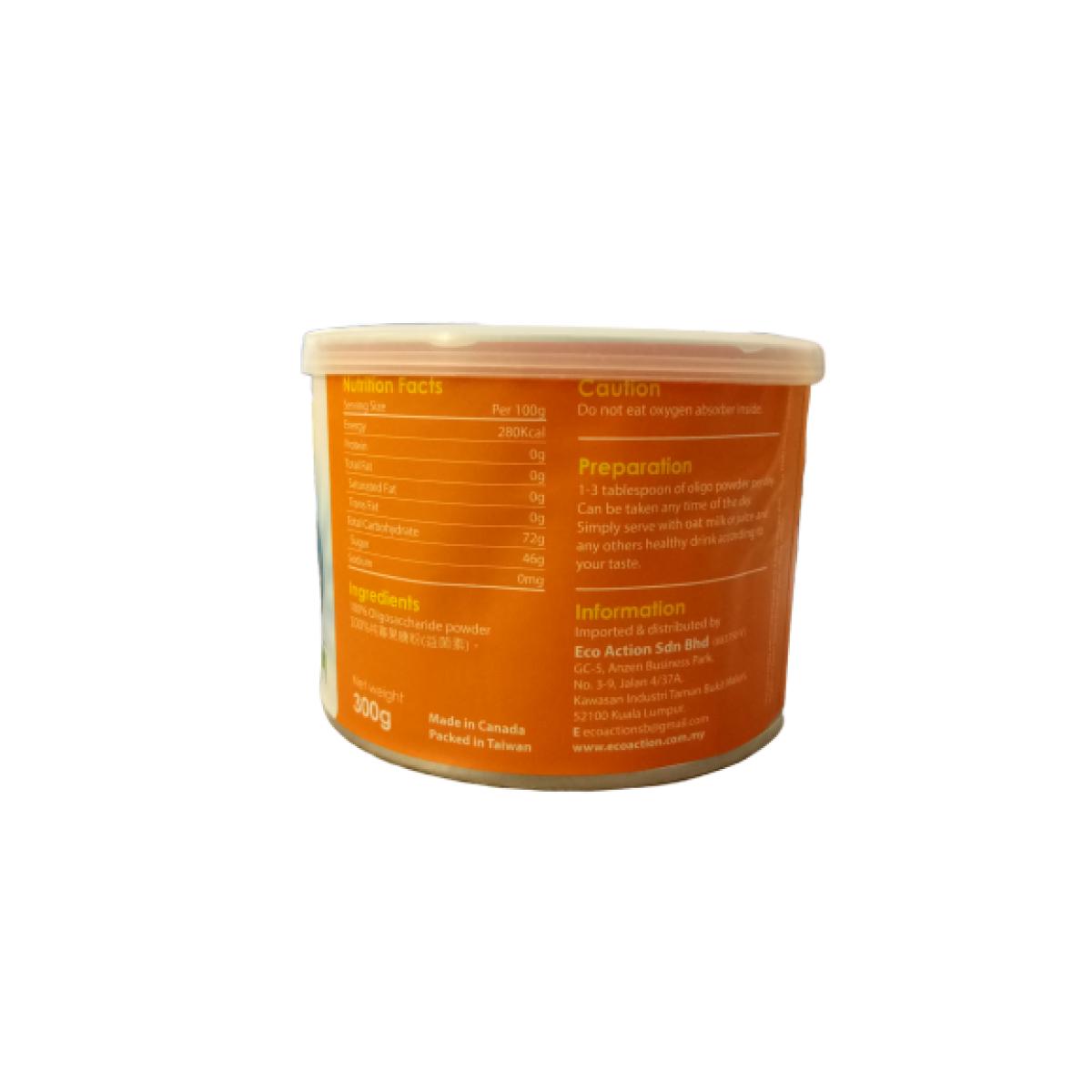 Lohas 100% Pure Oligo Powder 300g