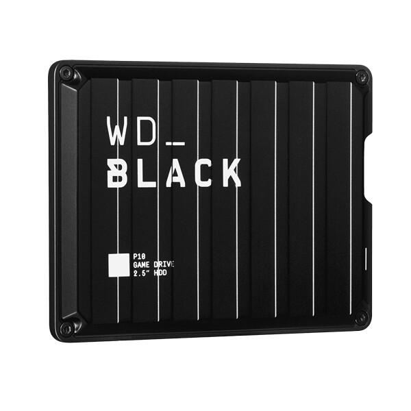 WD Black Game Drive P10 External Hard Drives, 2TB, 4TB, 5TB,USB 3.2 Gen 1