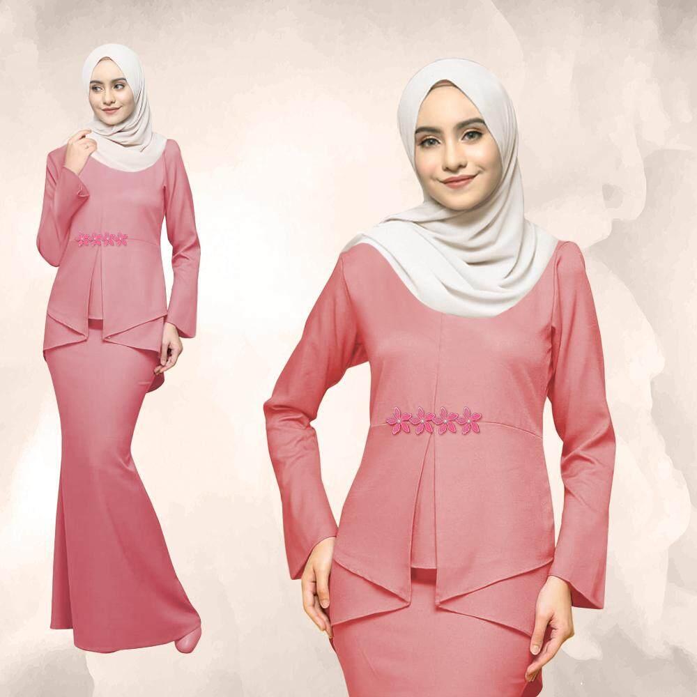 New Collection Baju Kurung Modern by BEM Best Dress for Muslim Womens This Month