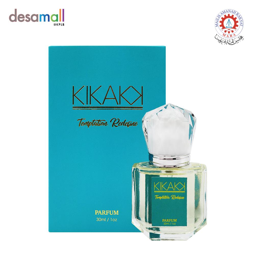 KIKAKK Pure Parfume Gaharu Aroma Salsabila 30 ML/1OZ