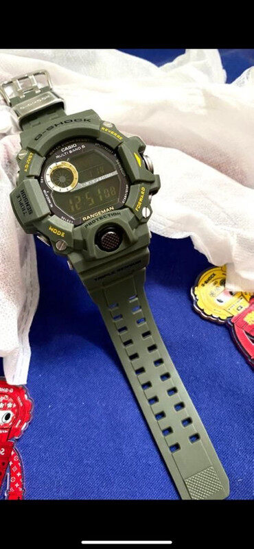 Sports Collection G_SHOCK_GWF-1000 Unisex Watch Full Set All In One Edition Limited Stock With All Accessories