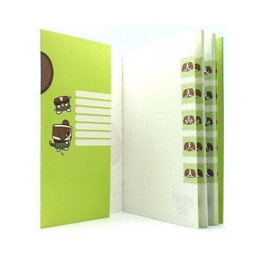 Carnimals A5 Note Book Set