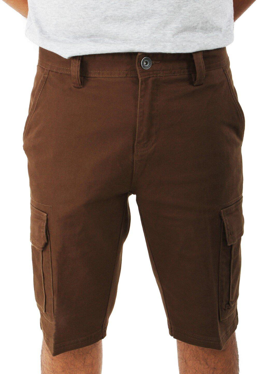 Exhaust Cargo Multipocket Short Pants 767