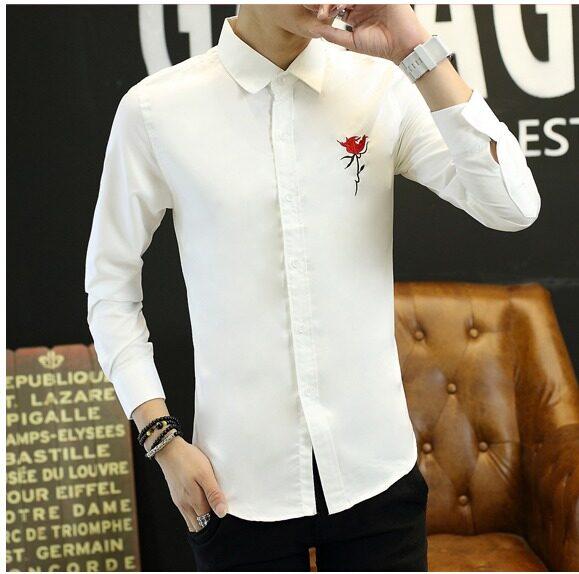 (Pre Order ETA 31/05) JYS Fashion Korean Style Men Long Sleeve Blouse Collection 539 - 9893
