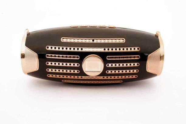 M219 Portable Wireless Speaker (Fresh Import) High Quality BLACK