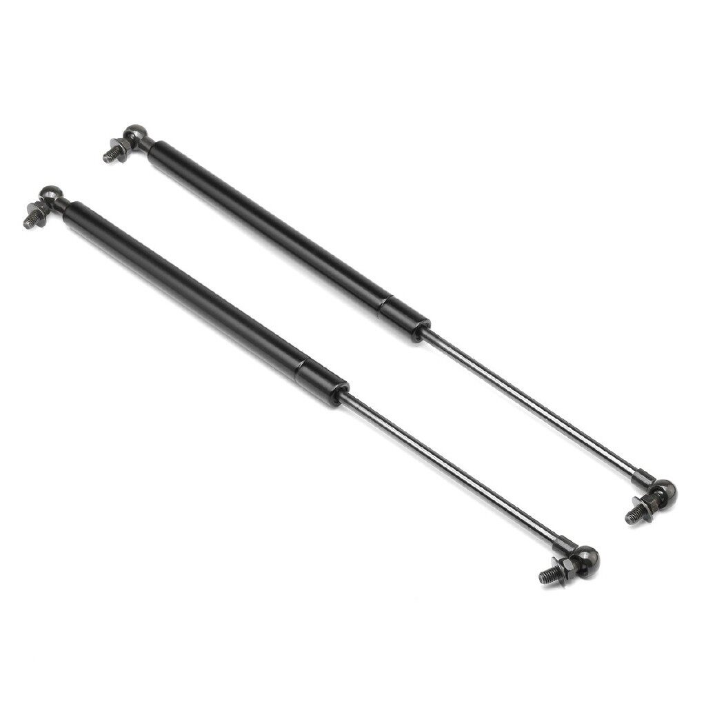 Engine Parts - 2X Front Hood Lift Supports Shock Gas Strut Damper Rod For 4 Runner GX470 03-09 - Car Replacement