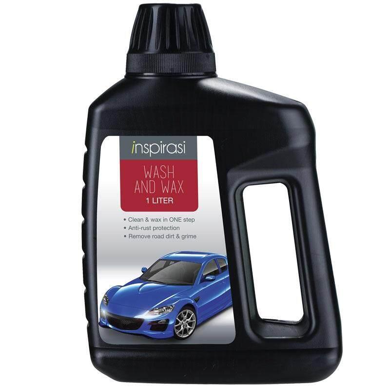Inspirasi Wash & Wax Car Shampoo 1L