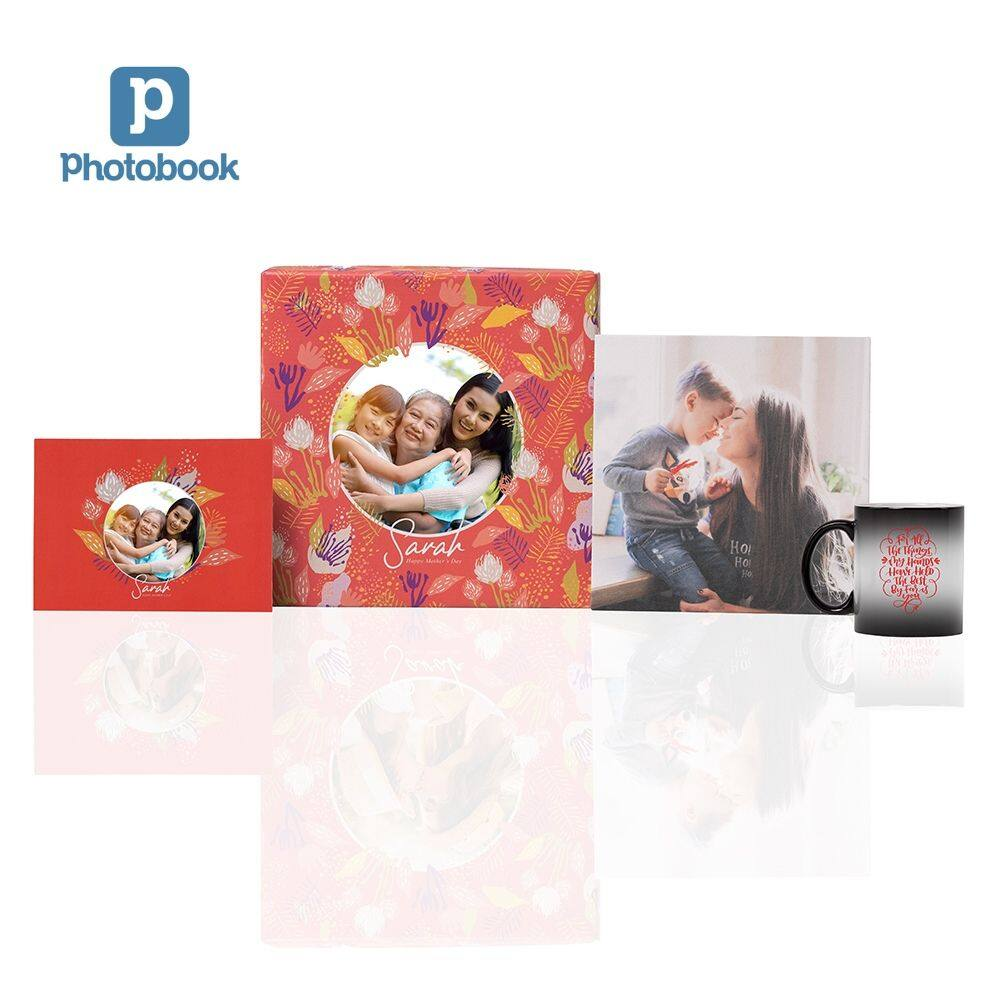 [e-Voucher] Photobook Mother's Day Package E : Youre Brew-tiful