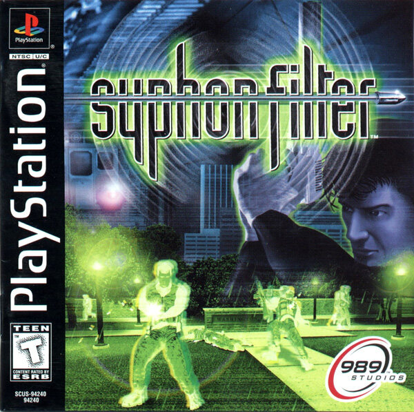 PS1 Syphon Filter