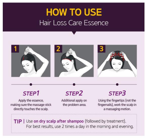 RYO Scalp Massage Essence Hair Loss Expert Care (80ml)