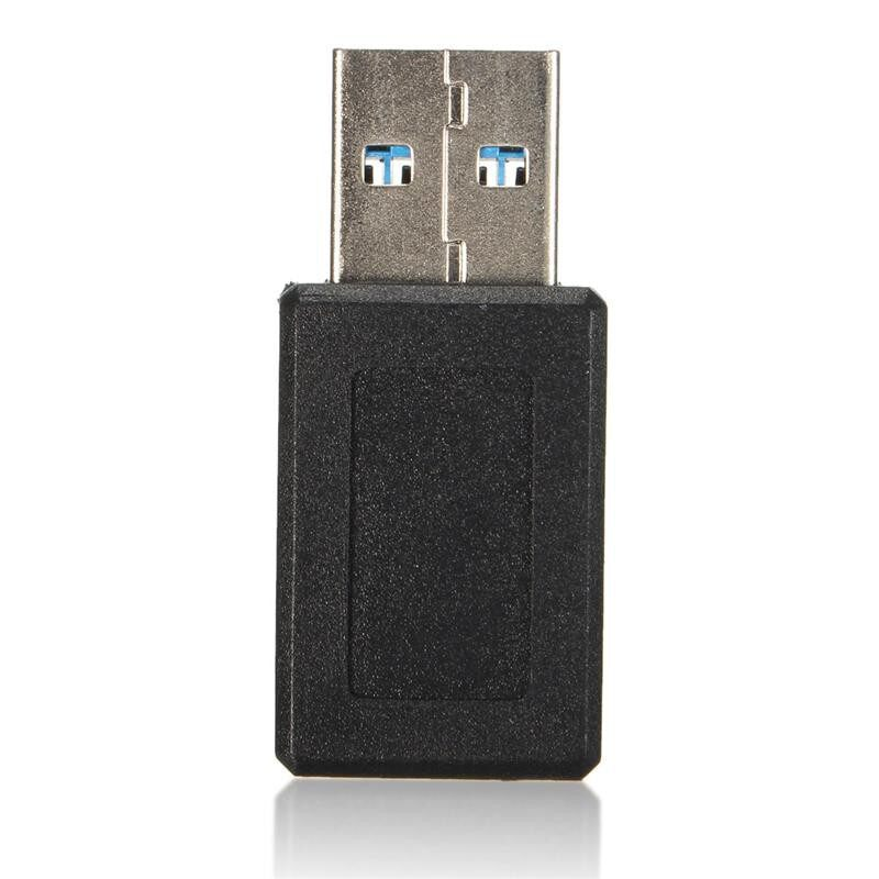 Android Cables - MINI USB 3.0 Male to USB 3.1 Type C Female Data Converter Desktop USB-C Ad - Chargers