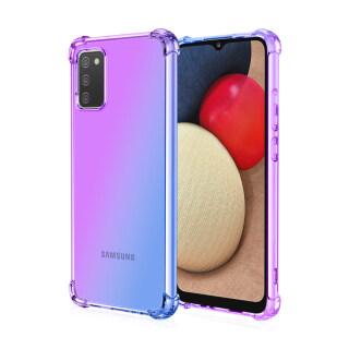 Thinmon, Dành Cho Ốp Lưng Samsung A03S 4G Ốp Điện Thoại Silicon TPU Mềm, Ốp Lưng Chống Sốc thumbnail