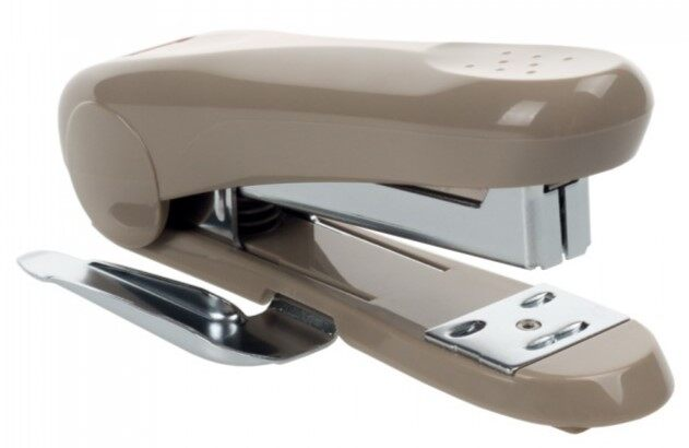 MAX Stapler HD-88R (rounded handle) Beige