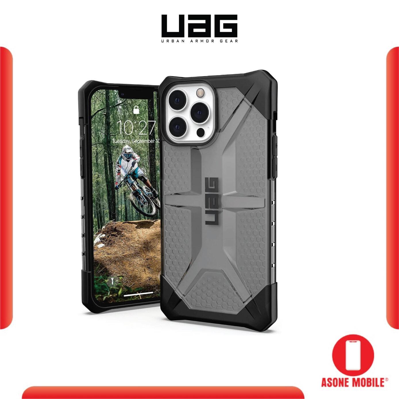Original UAG iPhone 13 Pro Max Plasma / Plyo / Pathfinder Rugged Lightweight Slim Shockproof Clear Protective Cover Case