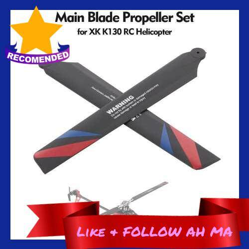 Best Selling Main Blade Propeller Set RC Helicopter Part ()