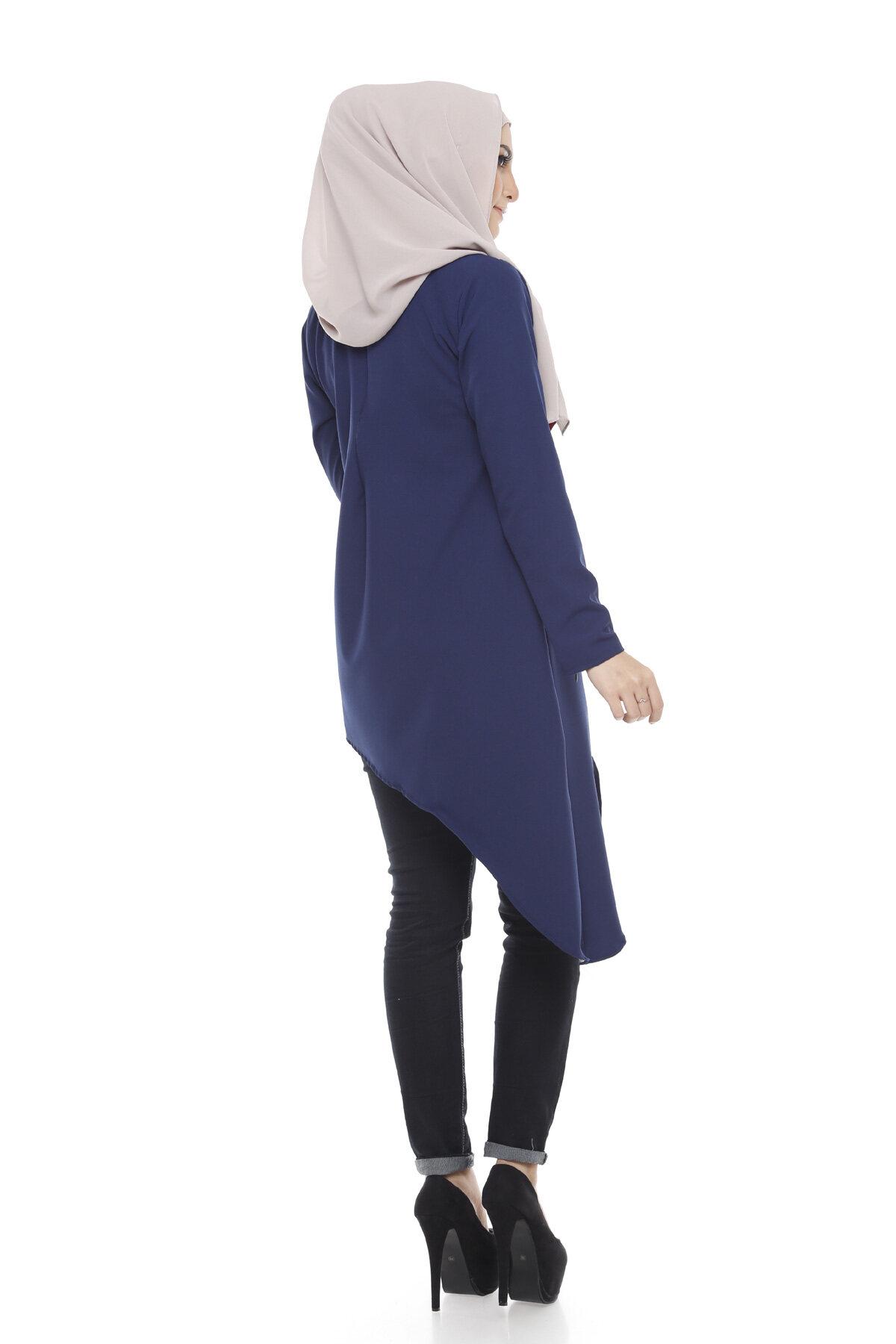 Murai Blouse Muslim Women Fashion Muslimah Baju Blouse Plus Size (2XL-5XL) / Murah / Ready Stock / Raya 2021