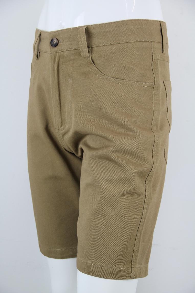 GOGGLES Men's Short Pant Khaki 160102