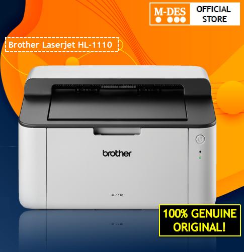 Brother HL-1110 Monochrome Laser Printer HL1110 HL 1110