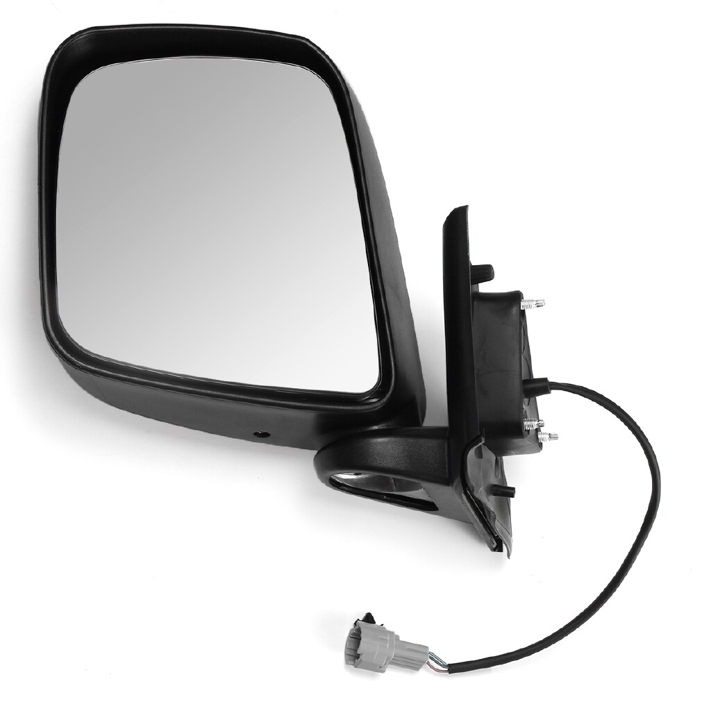 Automotive Tools & Equipment - For Nissan NV200 2010 - 2016 LH Left Side Electric Wing Mirror Black LHD RHD - Car Replacement Parts