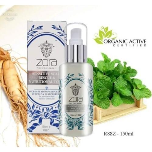 Jorayc Sensitive Scalp Rescue & Nutritional Tonic 150ml