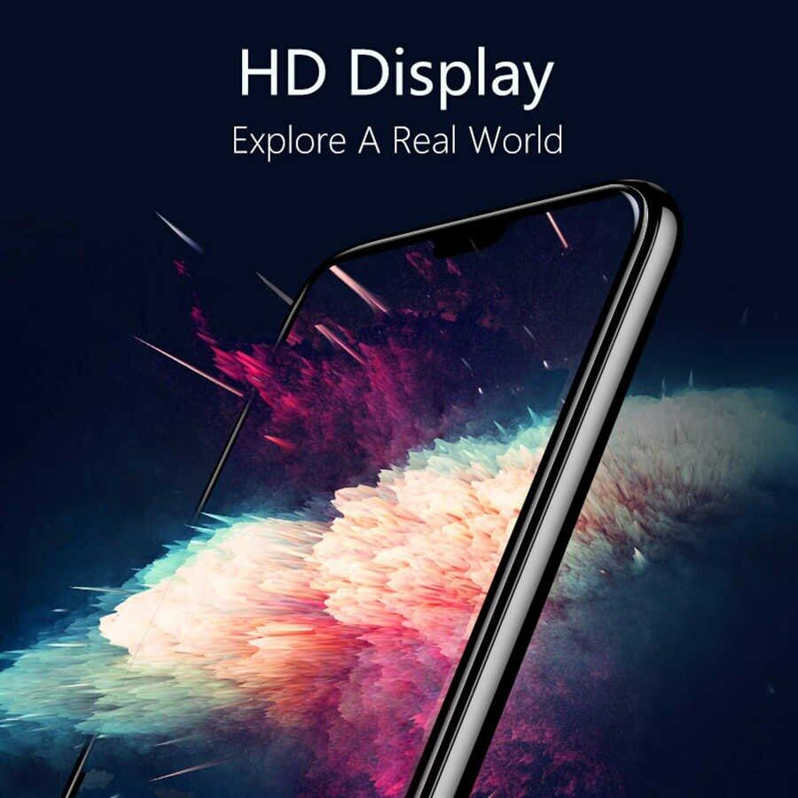 9D Full Screen Curved Edge Tempered Glass iPhone X / XS / XS Max / XR / 11 / 11 Pro / 11 Pro Max Clear / Anti-Bluelight Screen Protector