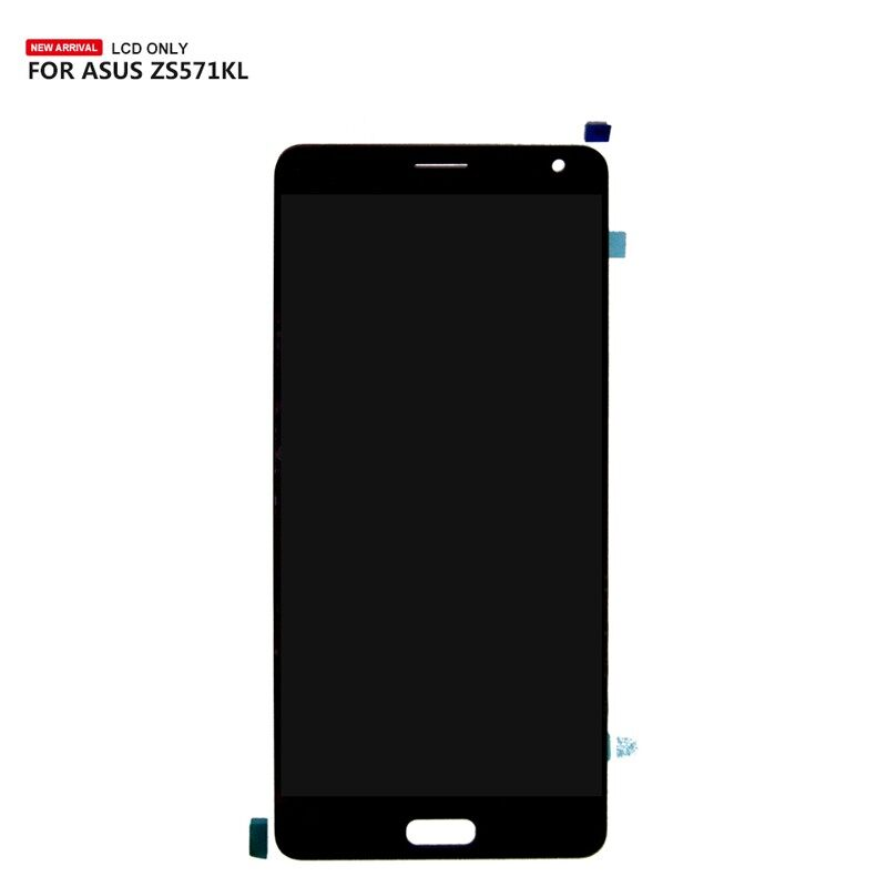 For Asus Zenfone AR ZS571KL Digitizer Touch Screen Lcd Display Assembly Repair - BLACK ASSEMBLY