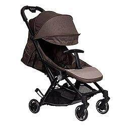 Tavo: Basic Edge R Stroller - KHAKI BROWN